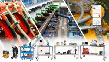 Диагностика, наладка и модернизация промышленной гидравлики
