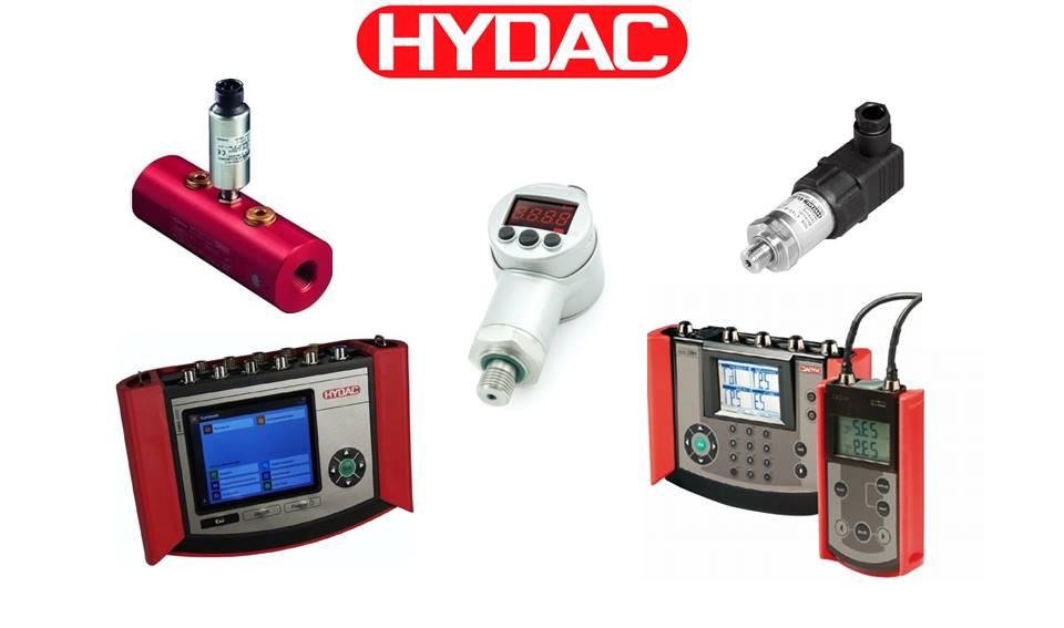Диагностические приборы HYDAC